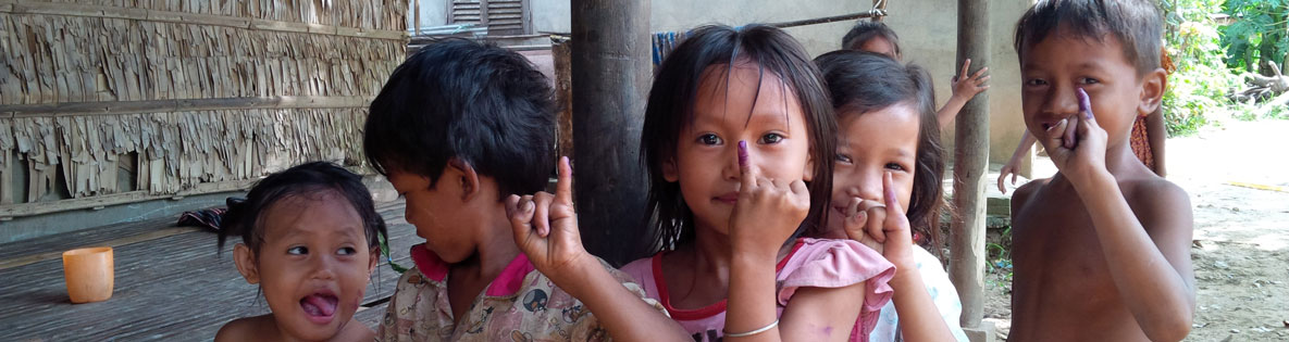 CDC's work in Cambodia
