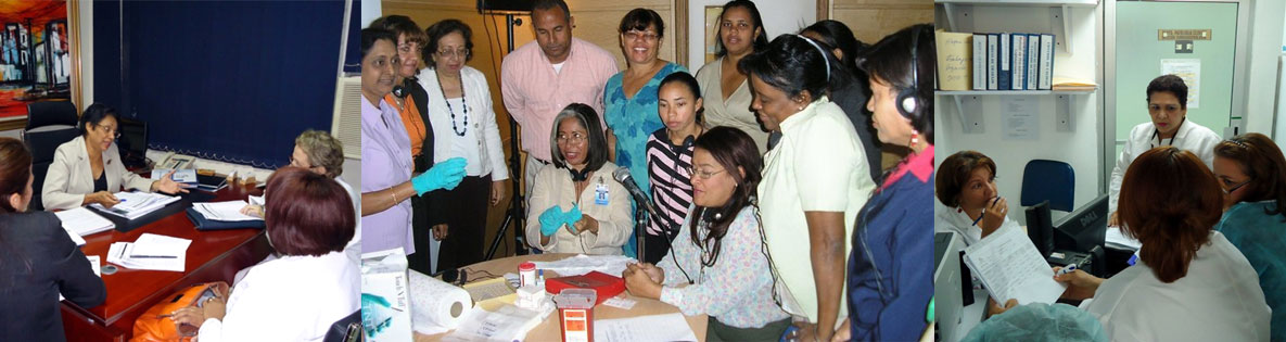 CDC Works in Dominican Republic