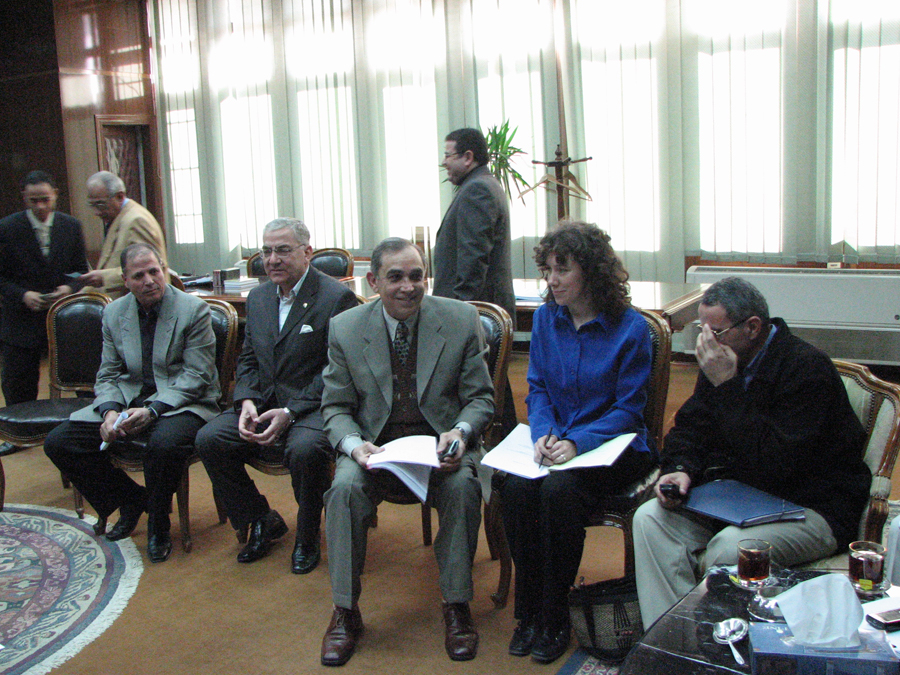CDC Egypt supports Ministry of Health