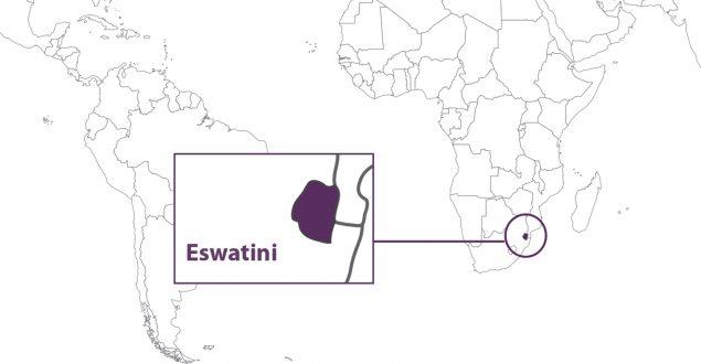 CDC Global Health - Eswatini