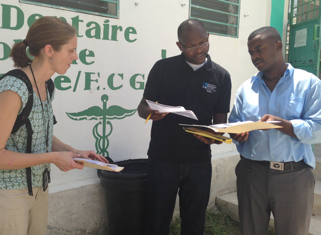 CDC in Haiti