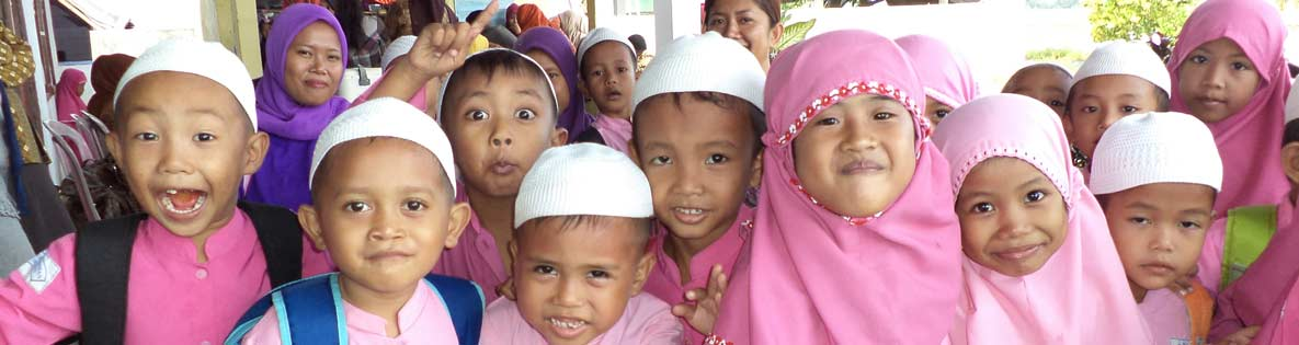 CDC Works in Indonesia