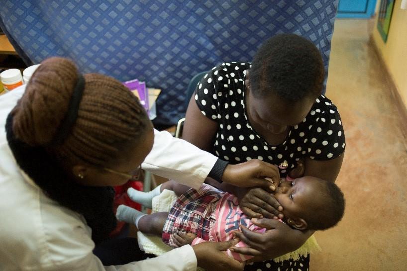 kenyan children reciving vaccine - photo #39