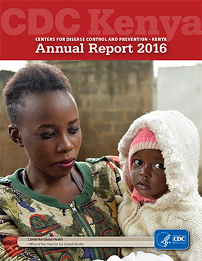 CDC Kenya Annual Report