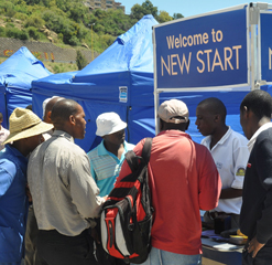 Image of a healthcare providers in Lesotho