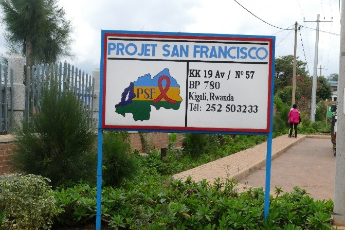 PSF Sign