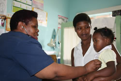 Image of South African Nurse
