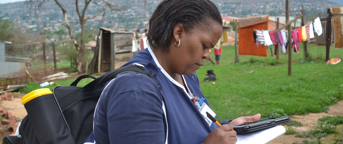 CDC South Africa's Care and Treatment portfolio includes HIV and AIDS and tuberculosis programs