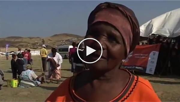 Siyayinqoba Beat It! Mount Frere Open Day