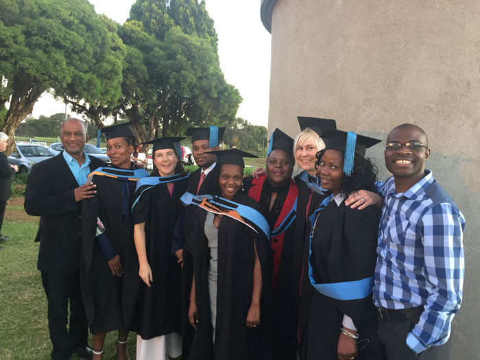 2016 SAFETP Graduates Largest Class to Date