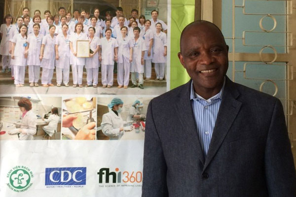 CDC Strengthens Public Health Laboratory Systems in Vietnam