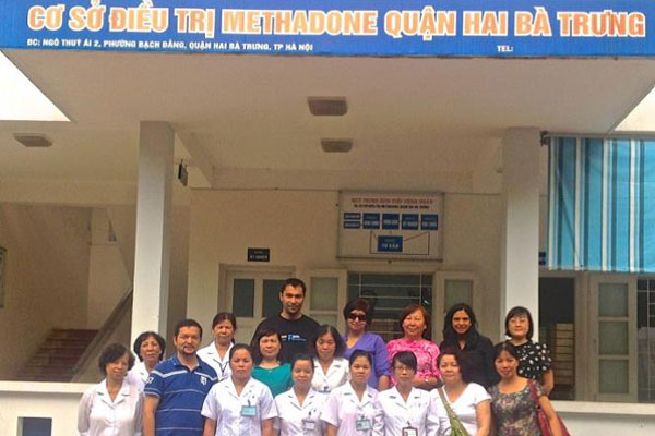 CDC Vietnam shares HIV/AIDS expertise with Central Asia Region