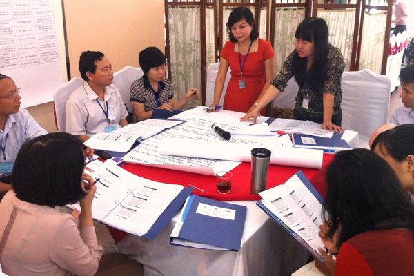 Kickoff workshop to enhance HIV/AIDS research coordination and prioritization in Vietnam