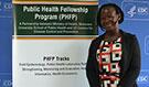 Lilian Bulage, FETP Uganda resident
