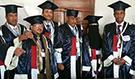 Second Yemen FETP cohort graduation in February 2016.