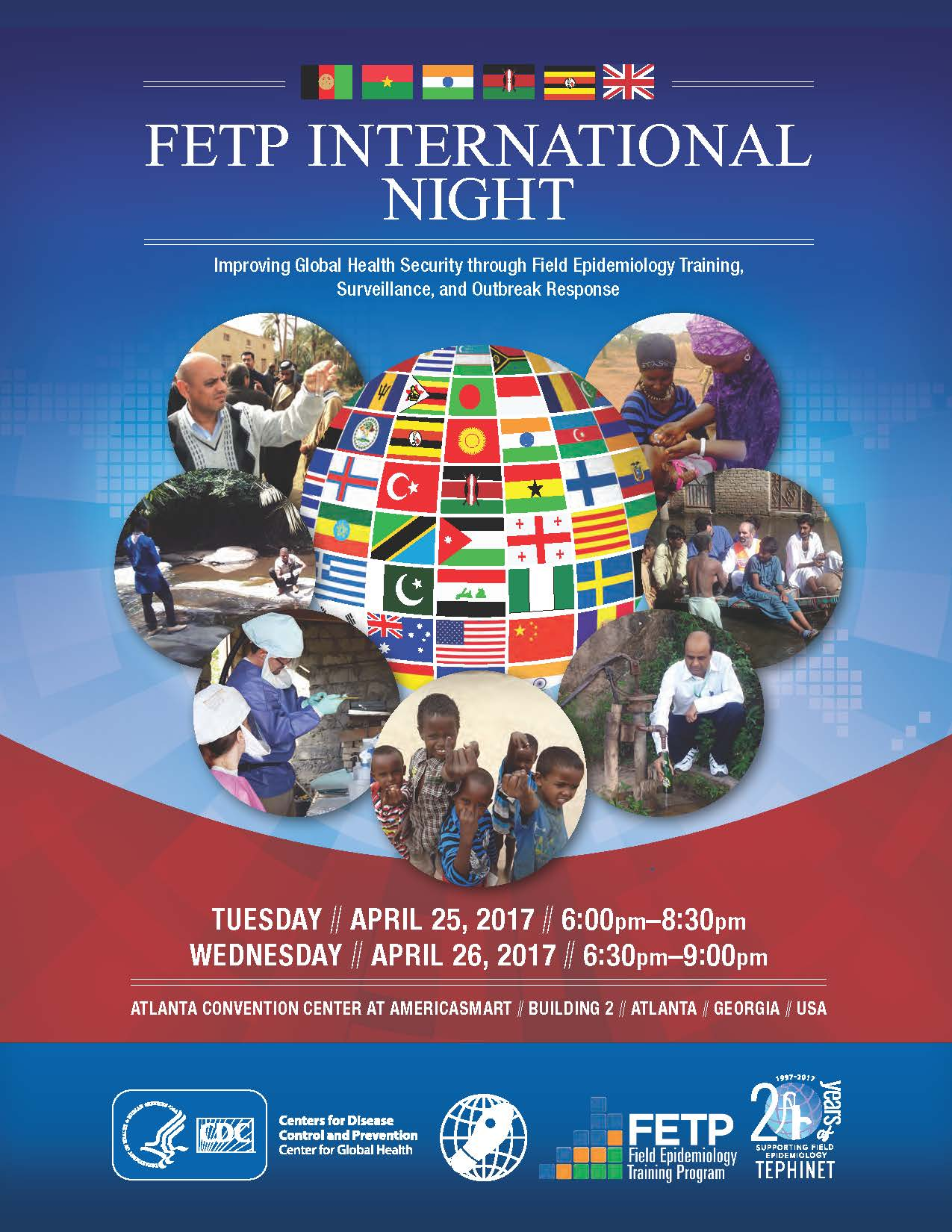 thumbnail image of 2017 FETP International Night Program