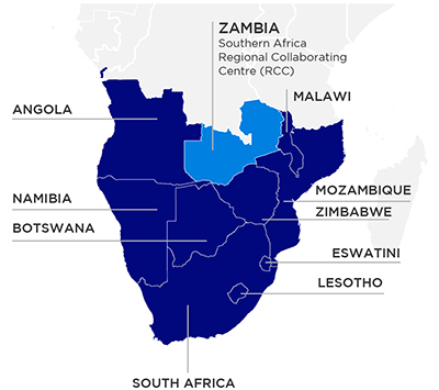 Southern Africa Leads the Regional Approach to Public Health