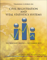 Training Course on Civil Registration and Vital Statistics (CRVS) Systems