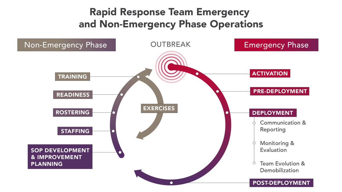 Rapid Response Team Emergency and Non-Emergency Phase Operations