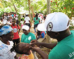 Cholera Vaccination in Haiti