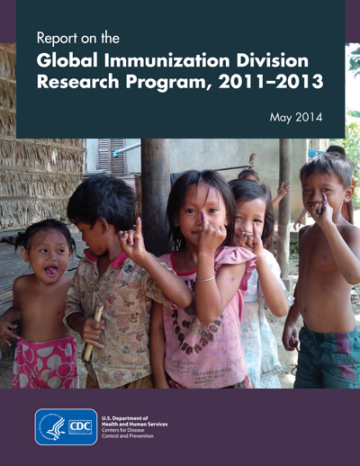 Global Immunization Division Research Program