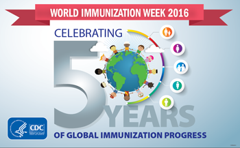 World Immunization Week 2016