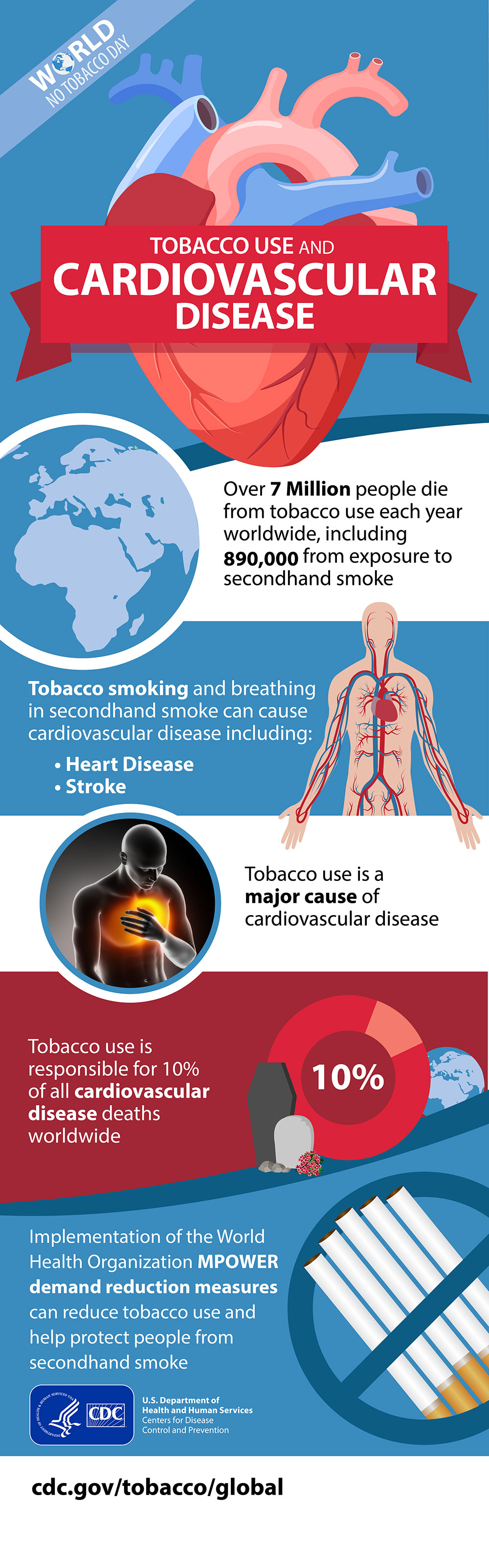 Tobacco Use and Cardiovascular Disease
