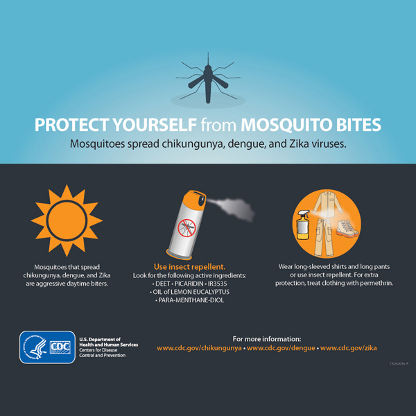 se Environmental Protection Agency (EPA)-registered insect repellents with one of the active ingredients below. When used as directed, EPA-registered insect repellents are proven safe and effective, even for pregnant and breastfeeding women.