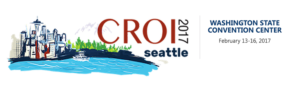 Image of logo for CROI 2017 Conference in Seattle