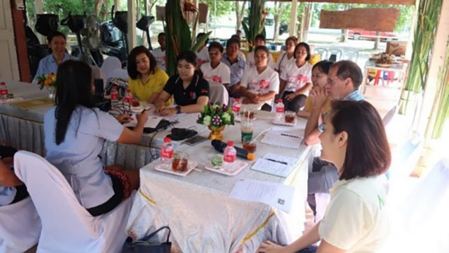BLOG - Strengthening the Heart of a Community in Thailand