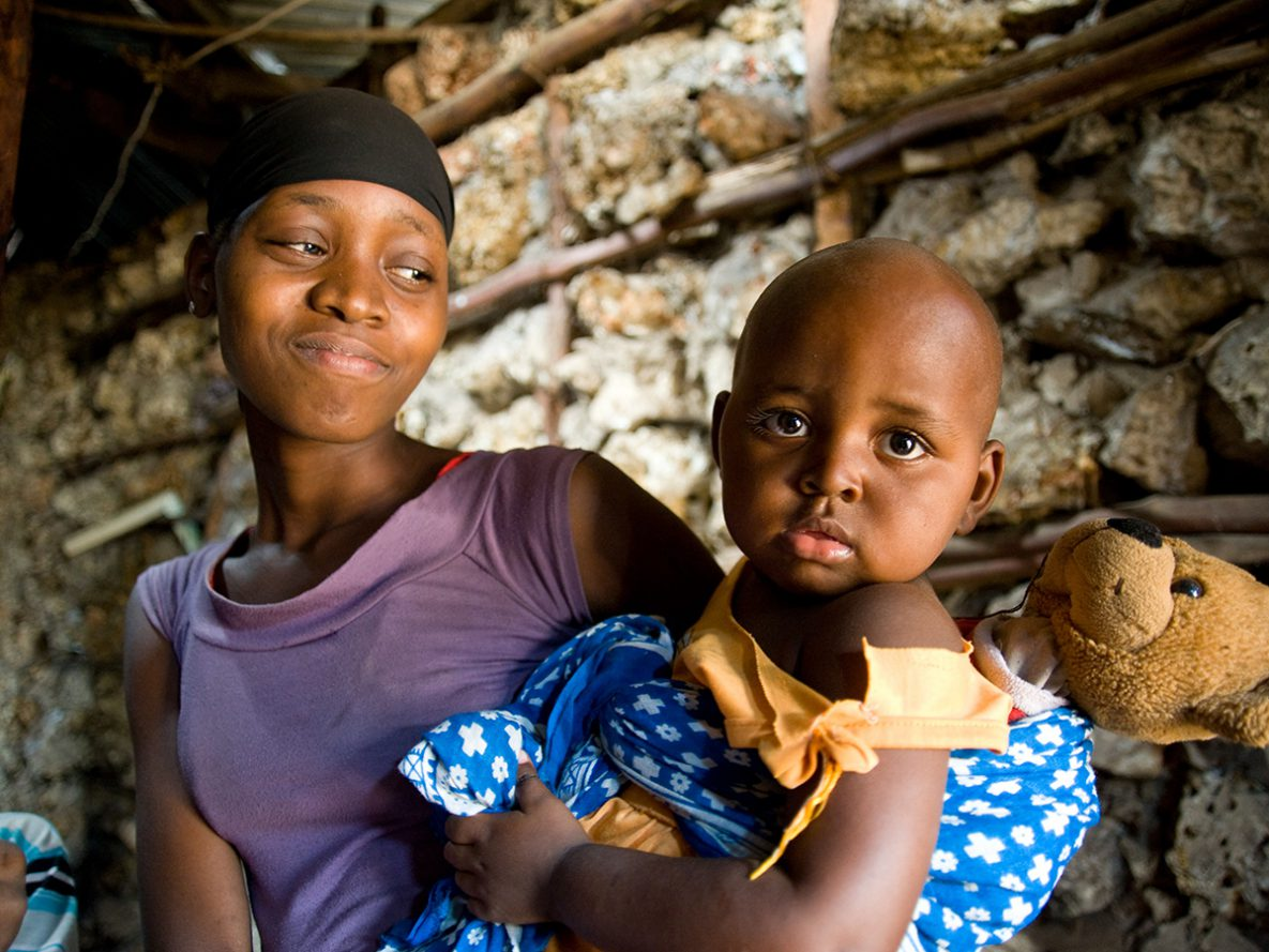 CDC, as part of the U.S. President's Emergency Plan for AIDS Relief (PEPFAR), supported life-saving treatment for more than 450,000 HIV-positive pregnant women to prevent transmission to their babies.