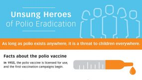 Unsung Heroes of Polio Eradication