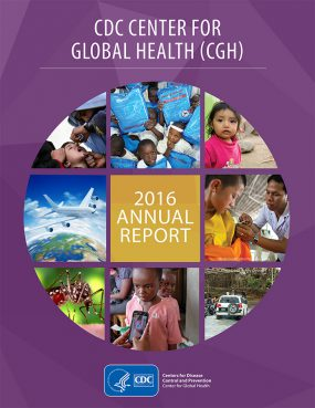 Center for Global Health 2016 Annual Report