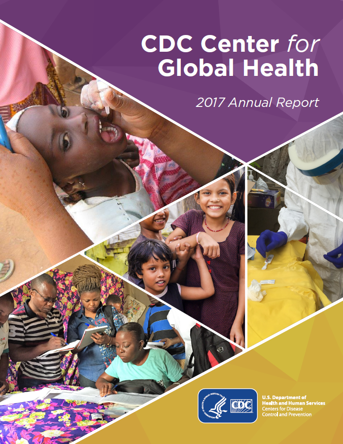 CDC Center for Global Health 2017 Annual Report