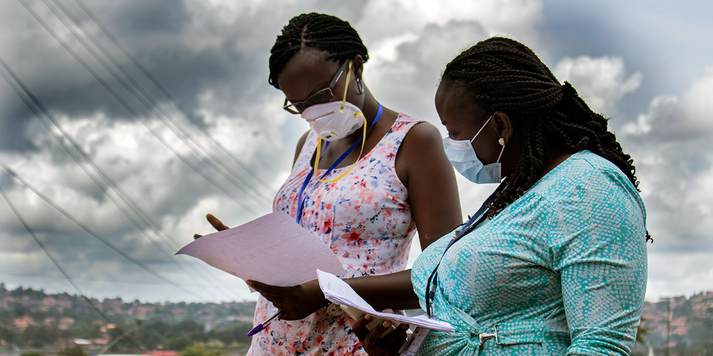 Global Health Security Investments Prepare Guinea and Uganda for COVID-19