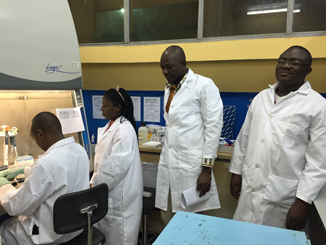 Ghana: Quick Laboratory Action Helped Control a Meningitis Outbreak