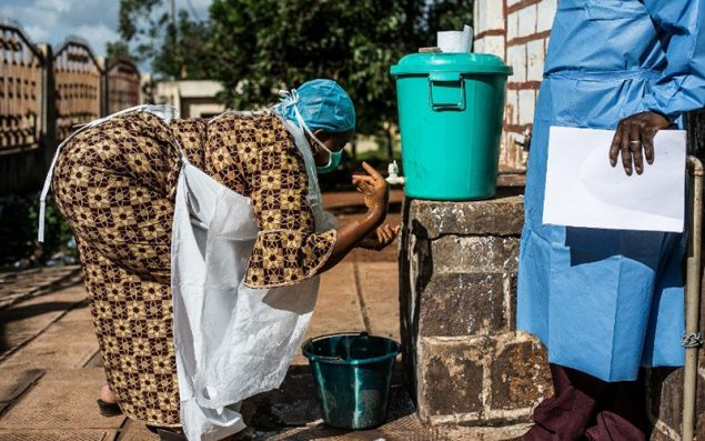 It Takes a Village: A Community Approach to Stopping Outbreaks in Guinea