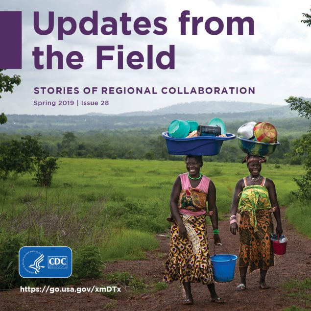 Updates from the field. Stories of regional collaboration 2019