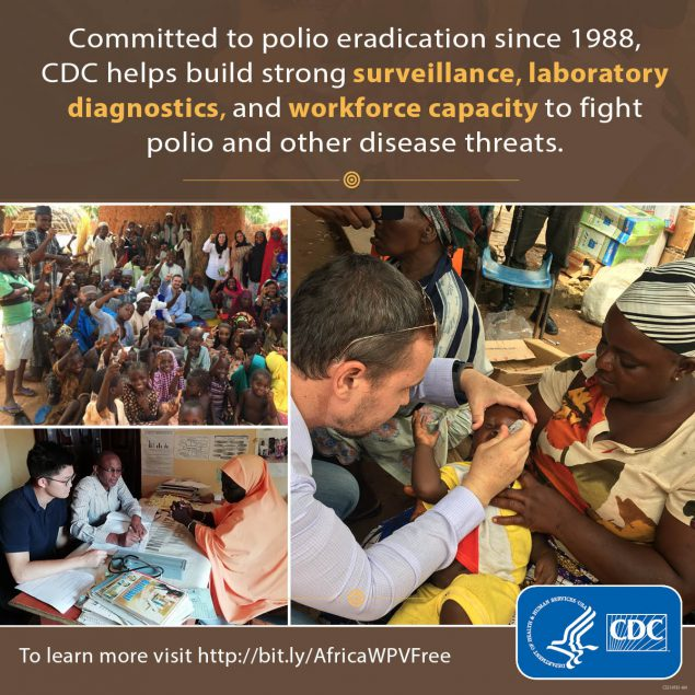 WildPolio - Committed to Polio eradication since 1988