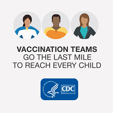 Vaccination Teams Go The Last Mile To Reach Every Child