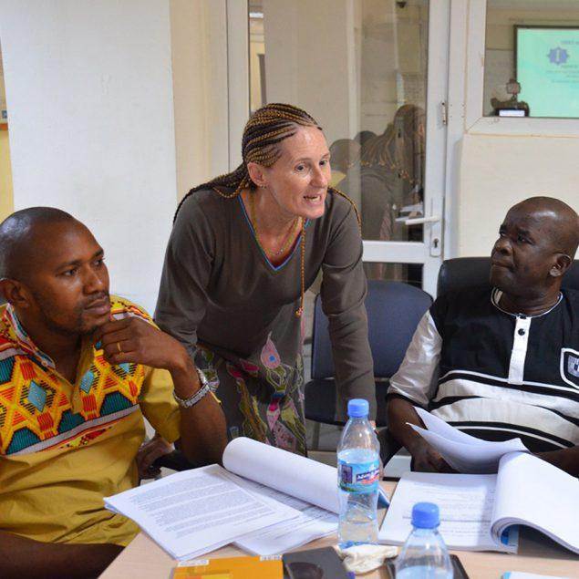 Crisis and Emergency Risk Communication Training in Guinea