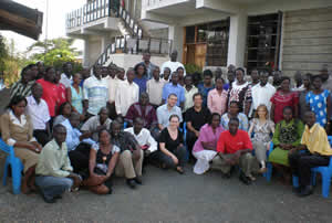 The GEMS Kenya Team