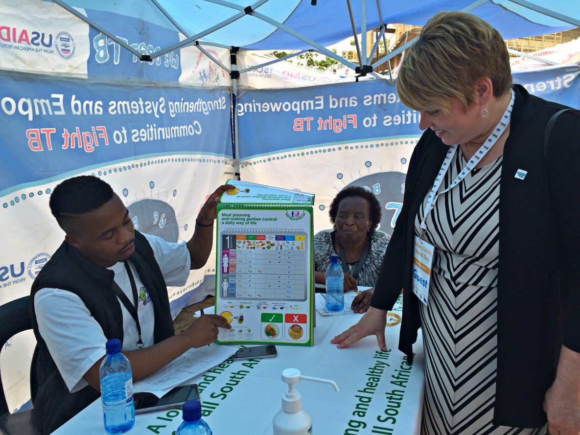 Bringing free health services to underserved communities