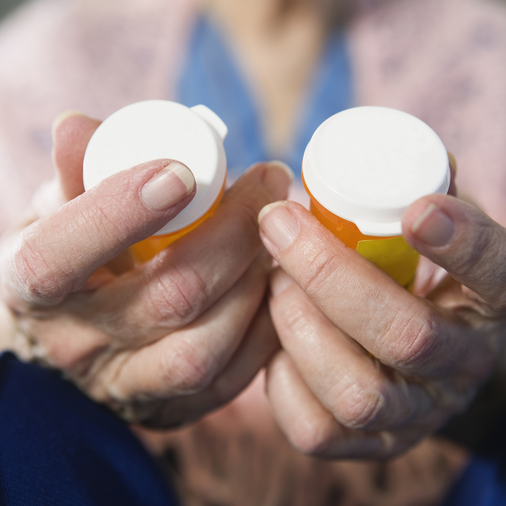 medication compliance in the elderly