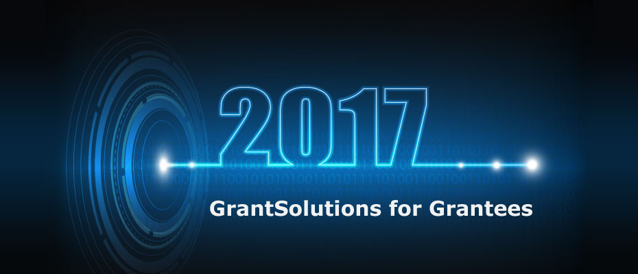 GrantSolutions promotion for non-research