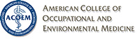 American College of Occupational and Environmental Medicine