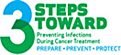 3 Steps Toward Preventing Infections During Cancer Treatment campaign logo