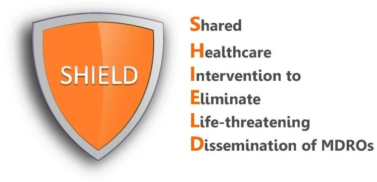 SHIELD Shared Healthcare Intervention to Eliminate Life-threatening Dissemination of MDROs