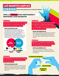 Clean Hands Count Spanish Provider FactSheet