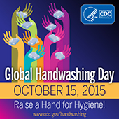 Global Hand Hygiene day